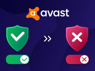 How to Turn Off Avast