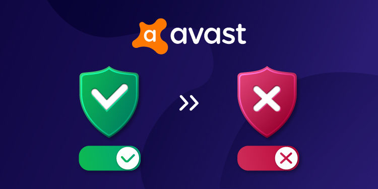 How to Turn Off Avast Antivirus | How to Disable Avast