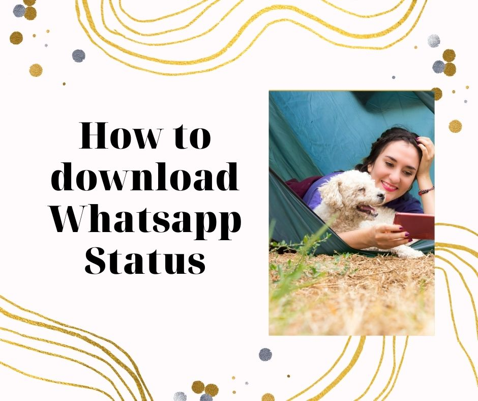 How to download WhatsApp status without install applications