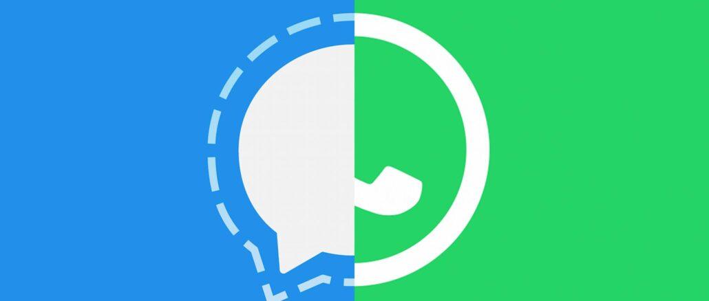 stop using WhatsApp