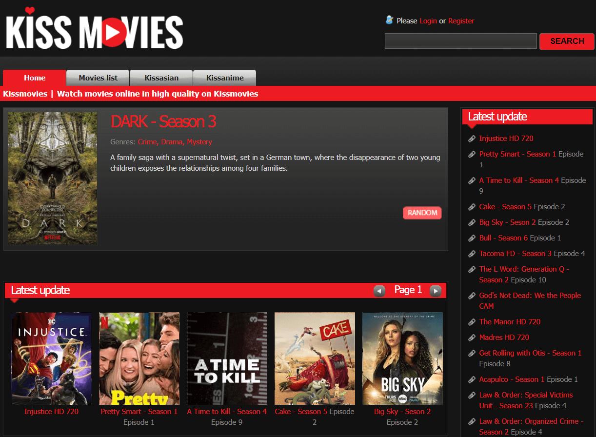 KissMovies   Watch High-Quality Movies Online